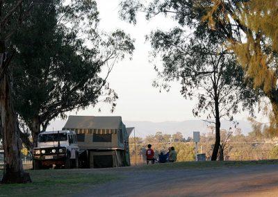 Kahlers-Oasis-Caravan-Park-Unpowered-Campsite