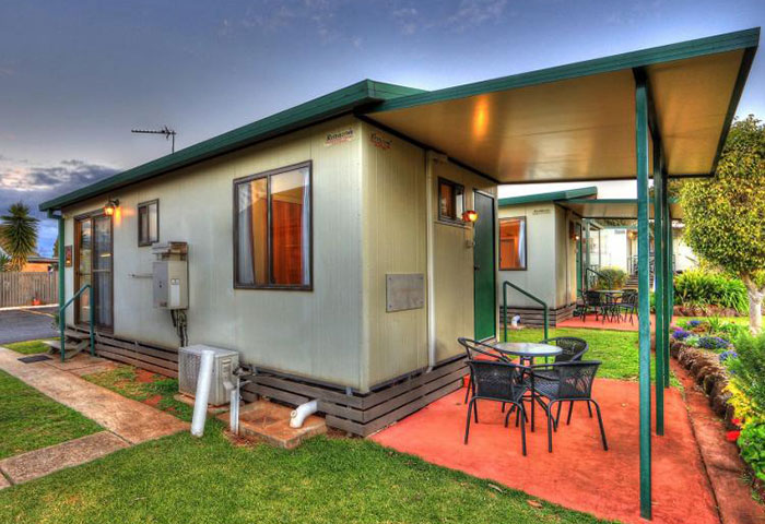 BIG4 Toowoomba 1 Bedroom 4 Berth Cabin