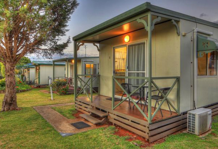 BIG4 Toowoomba 2 Bedroom 4 Berth exterior
