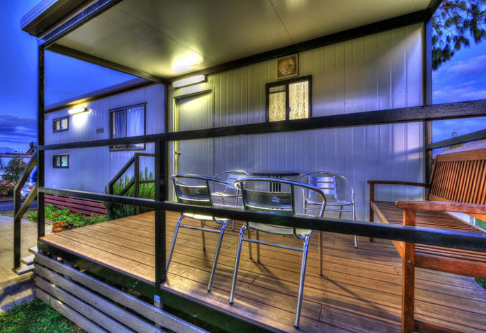BIG4 Toowoomba 3 Bedroom 6 Berth Deck