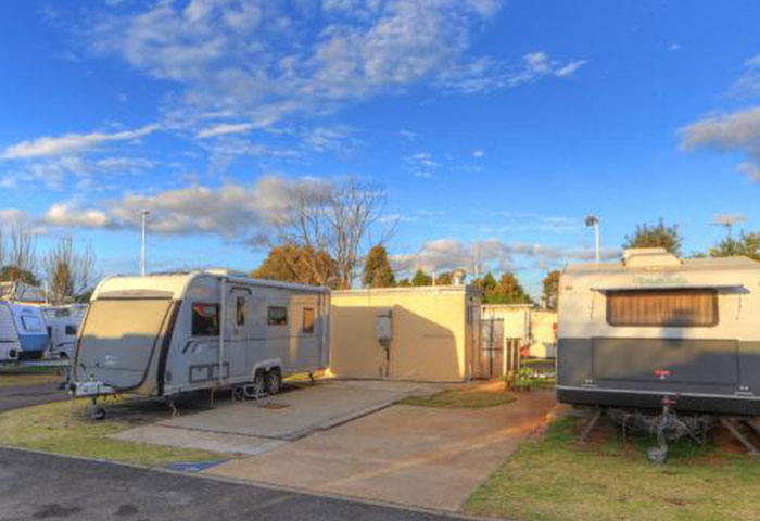 BIG4 Toowoomba Ensuite Powered Sites for Caravans and Motorhomes
