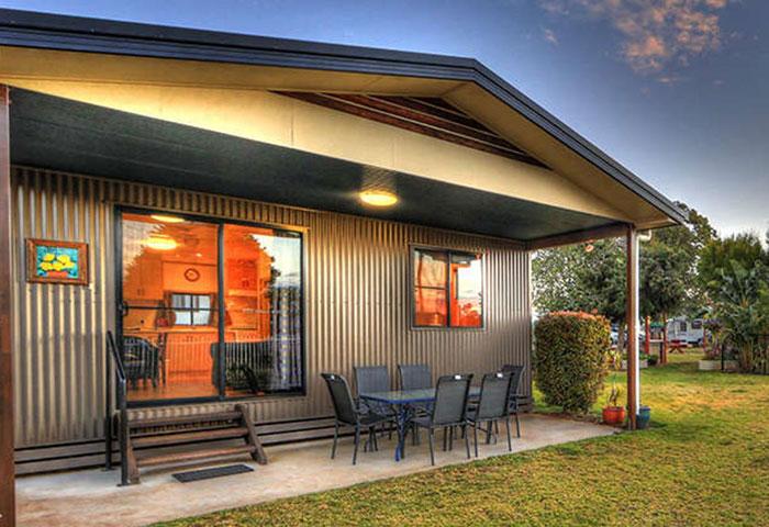 Big4 Toowoomba Studio Villa