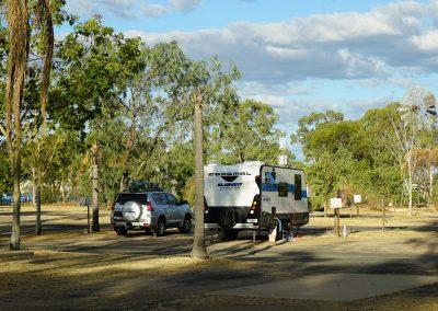 Caravan-parked
